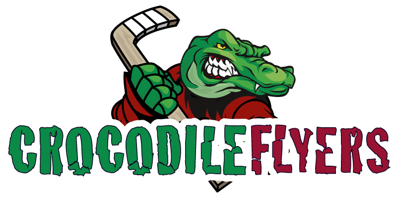Logo Crocodile Flyers